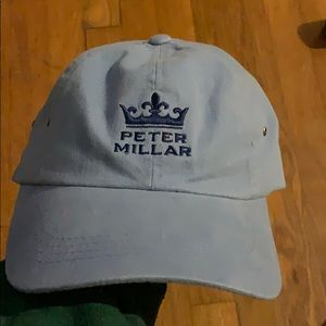 Peter Millar blue cap hat
